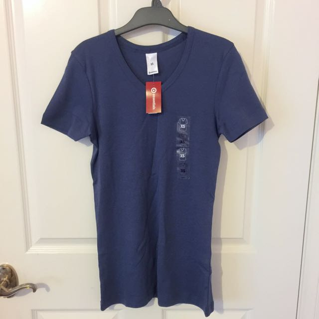 Target Blue Tshirt BNWT