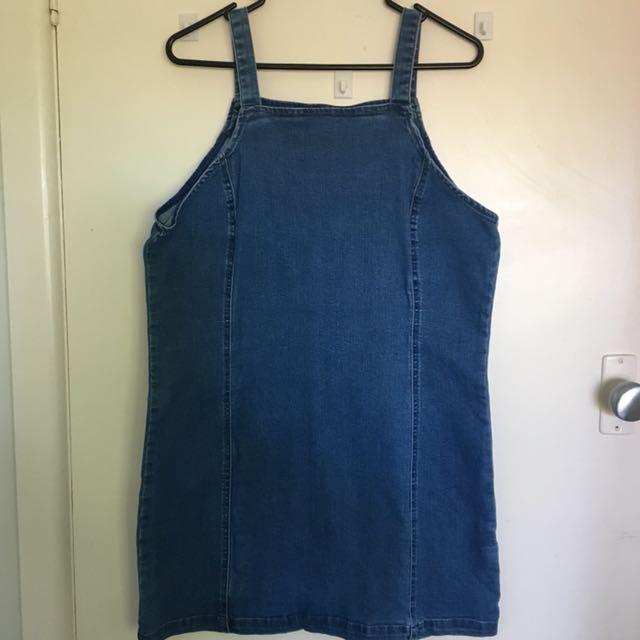 TARGET Denim Dress