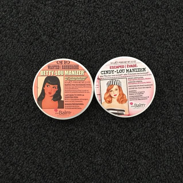 The balm cheek sisters
