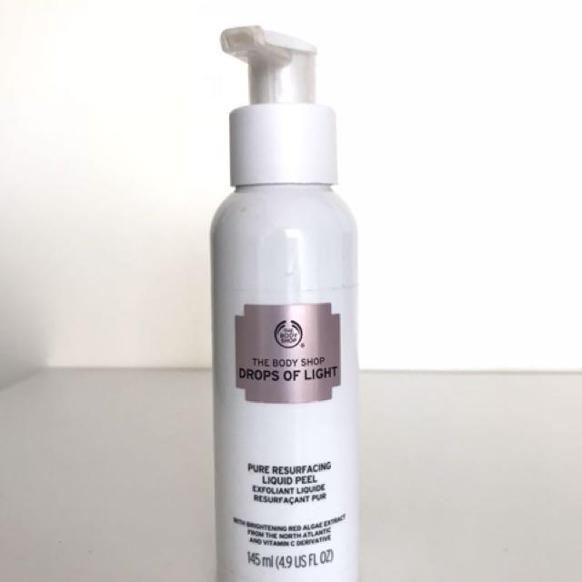 The Body Shop Drops of Light Liquid Peel