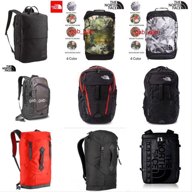THE NORTH FACE BACKPACK | HAVERSACK
