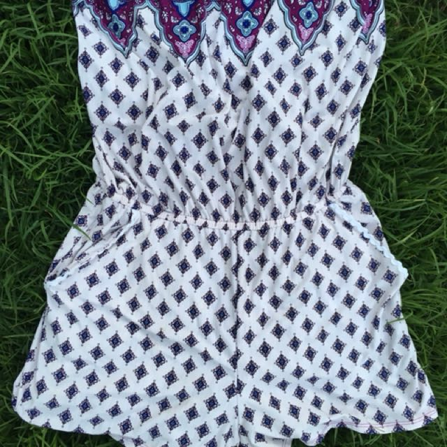 Tigerlilly playsuit