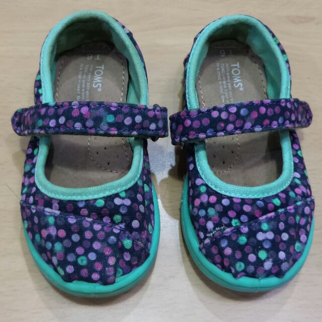 Toms maryjane shoes for toddler girl