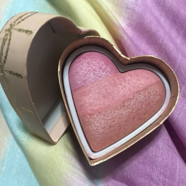 Too Faced Sweethearts Perfect Flush Blush / Candy Glow