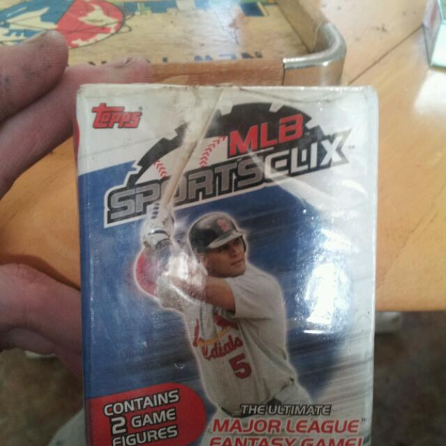 Topps Baseball Card Game...