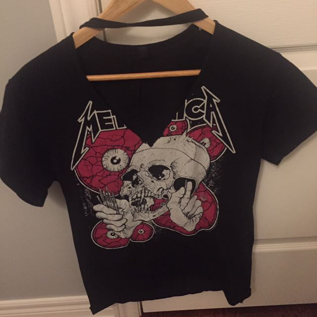 Topshop t shirt size 4
