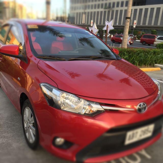 Toyota Vios M/T