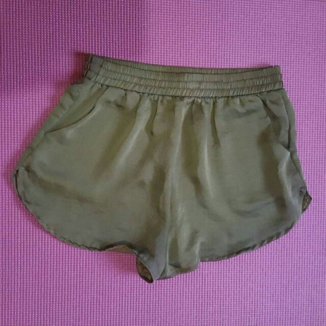TRIPPYSWAG Tomboy Shorts