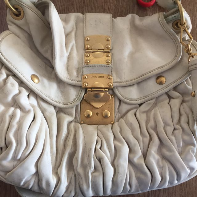 Used Miu Miu Bag for Sale 68e4f5fbbfc77