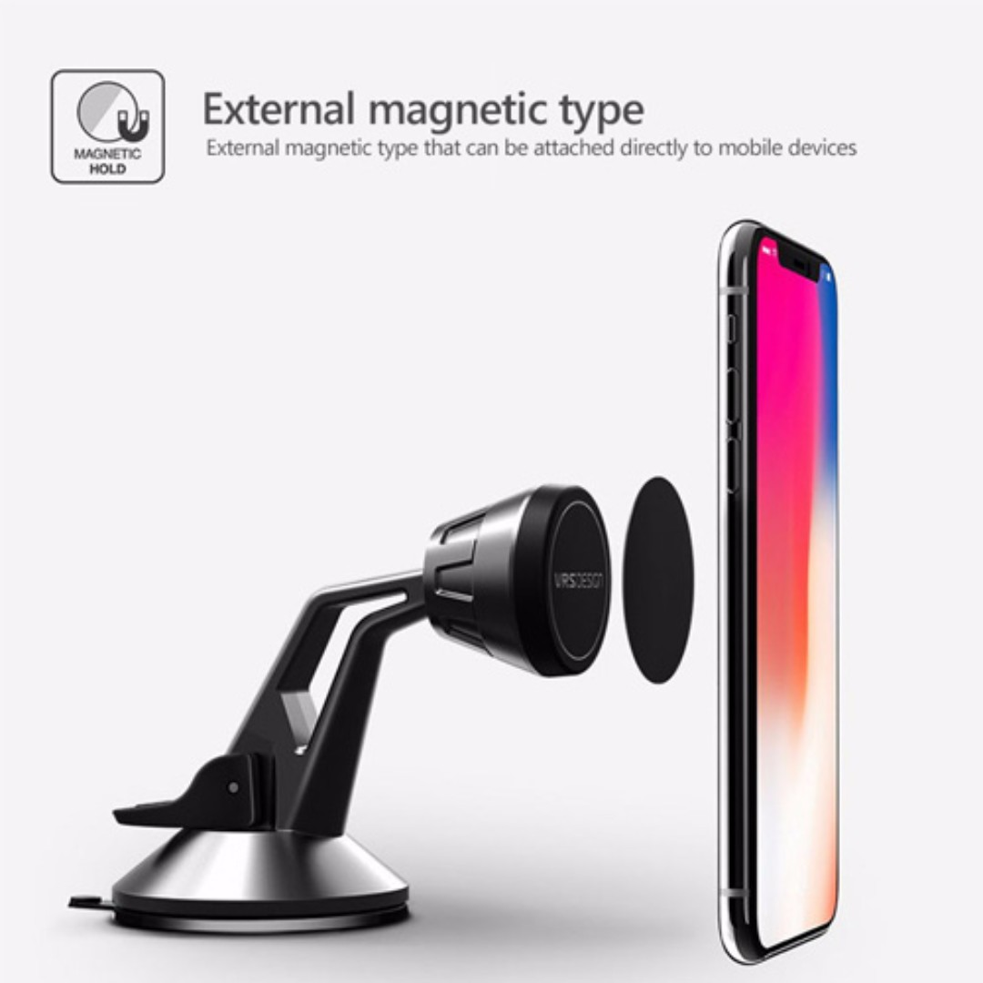 Verus Magnetic Grab Car Holder/ Mount/ Cradle/ Car