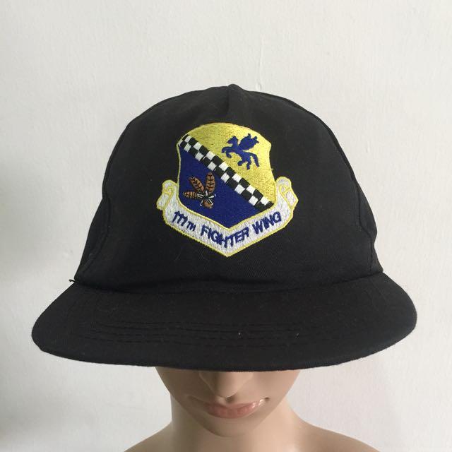 Vintage Air National Guard Hat