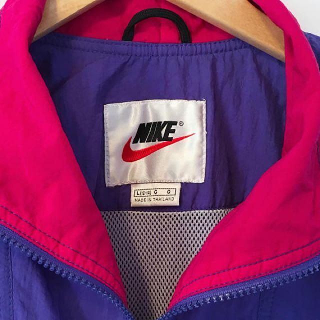 Vintage Nike windbreaker