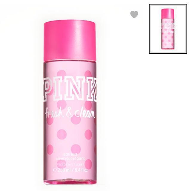 VS Pink Body Mist Set
