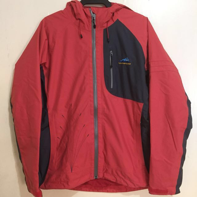 Weather Guide Windbreaker