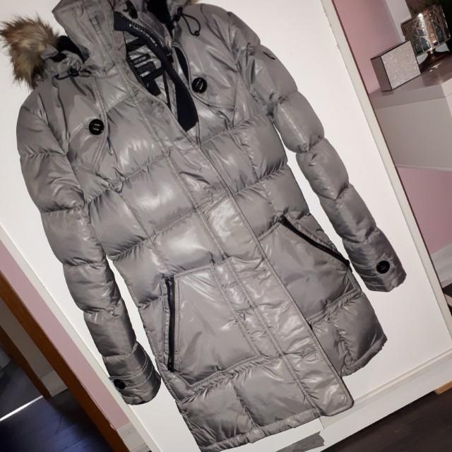 Gull Grey Winter jacket