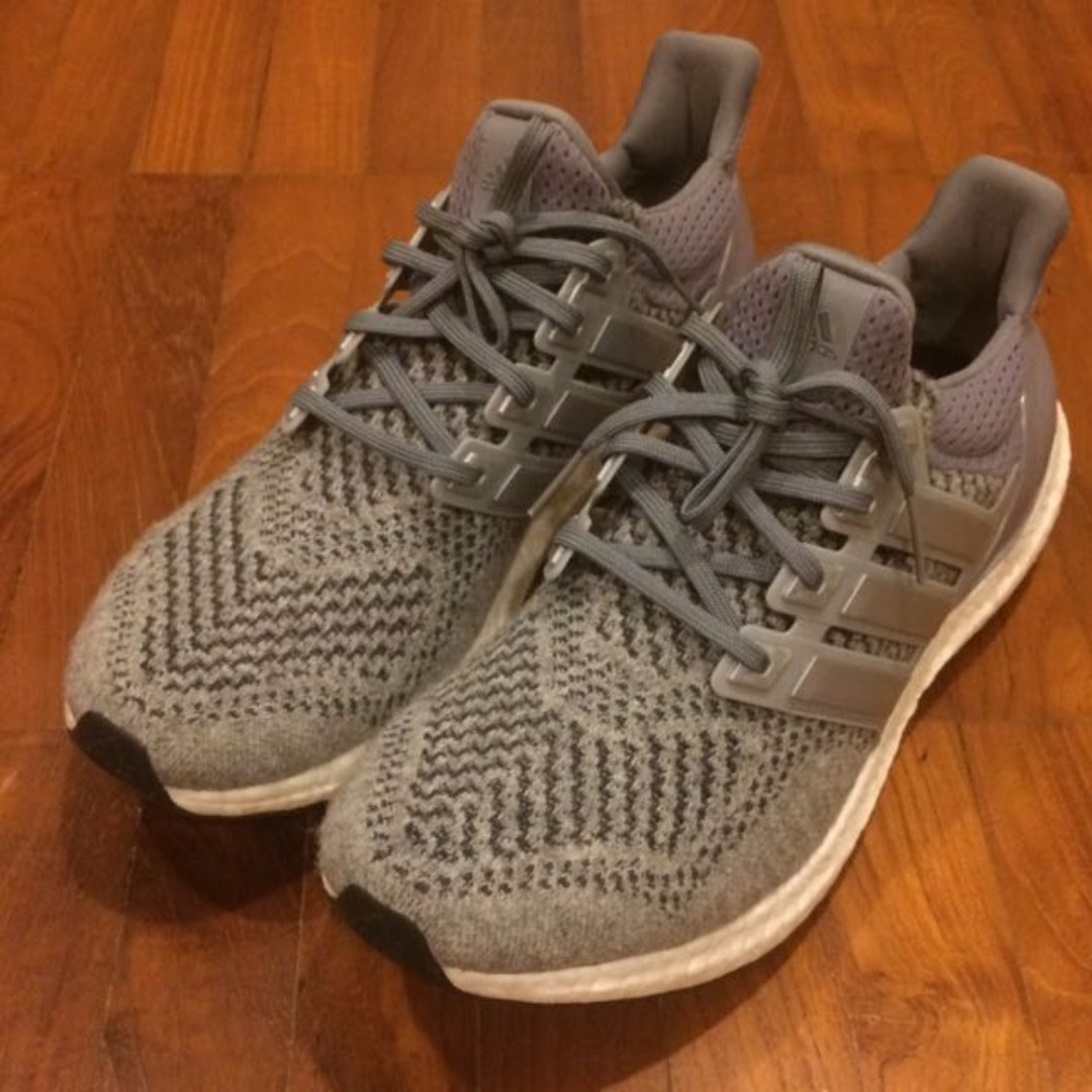 bf50be01e Wool grey Ultra Boost sample