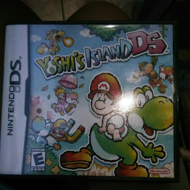 Yoshi Islands DS
