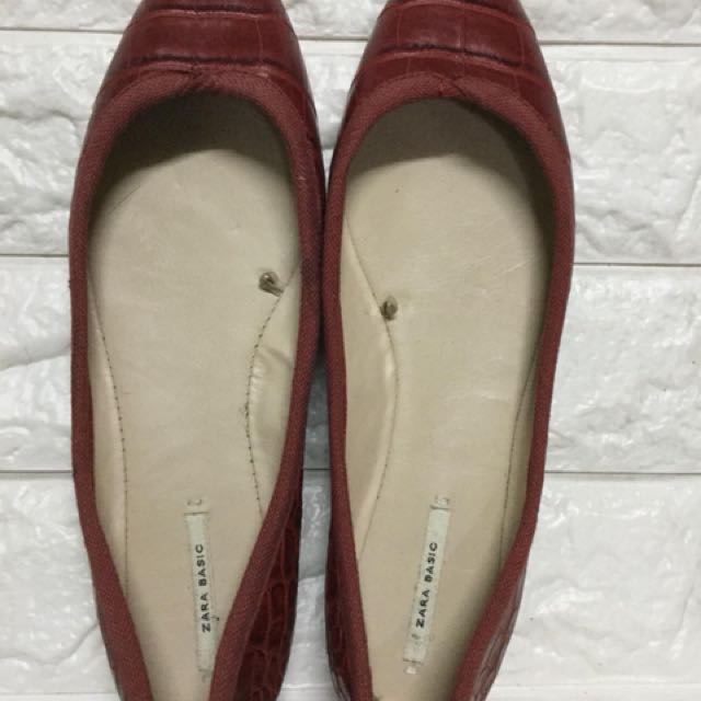 Zara Basic Flats