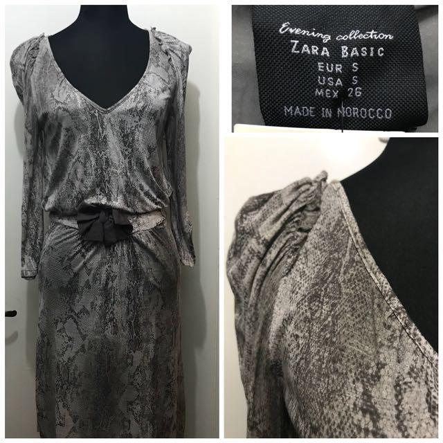 Zara Evening Dress