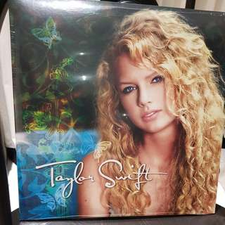 Taylor swift vinyl record 2LP
