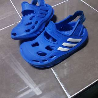 Adidas Sandals for kids size 6