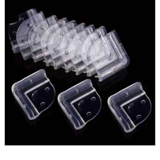 #1212YES Table Corner Protectors Transparent Anti-Collision Angle