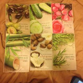 Innisfree face mask