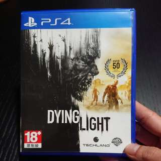 Dying light PS4 R3