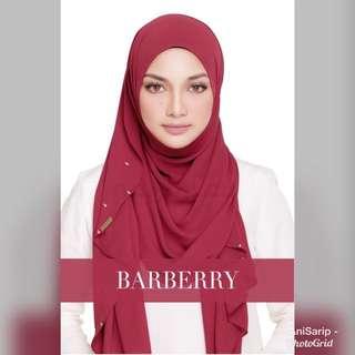 Naelofar Lady Warda (💯Original Naelofar Hijab)