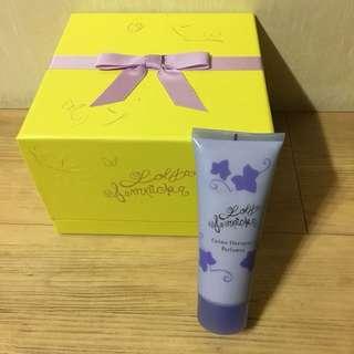 Lolita Lempicka Perfumed Velvet Cream for Hands and Body