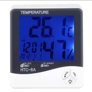 #1212YES Digital Thermometer & Hygrometer