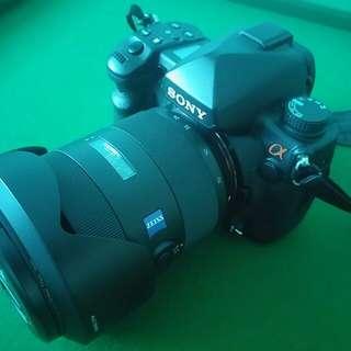 Sony Carl Zeiss Vario-Sonnar 24-70 f2.8 ZA T* SSM