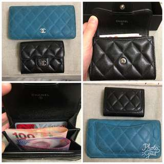 🈹🈹Chanel wallet 2個🈹🈹