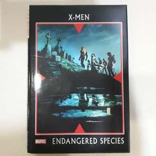 🔥Marvel Comics X-Men: Endangered Species