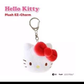 Hello Kitty Plush Ez Charm