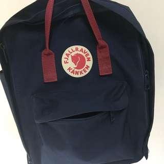Kanken classic後背包