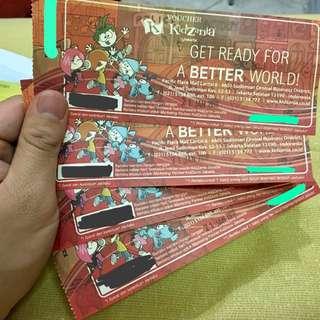 Ticket Kidzania Jakarta