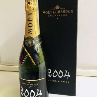 Moët & Chandon Champagne Grand Vintage - 2004