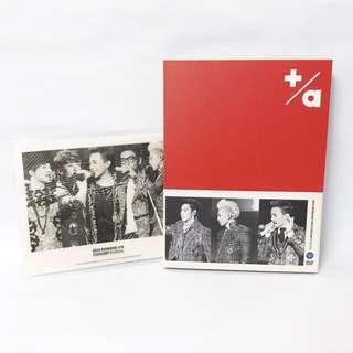 2014 Bigbang +a Concert in Seoul Live DVD [sealed]