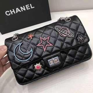 Chanel medium flap 2018