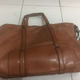 Tas Zara Original brown