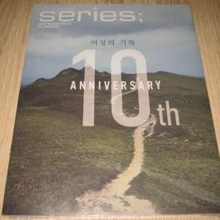 孔劉 series 10th magazine  未開封 包郵