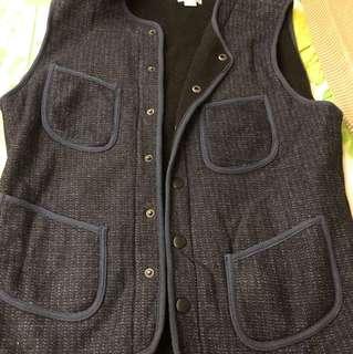 Workware vest xl  80%new