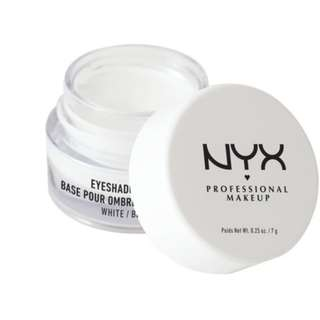 NYX EYESHADOW BASE - White Pearl