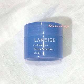 Laneige 15ml water sleeping mask