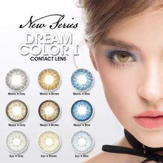 Stunning Contact Lens