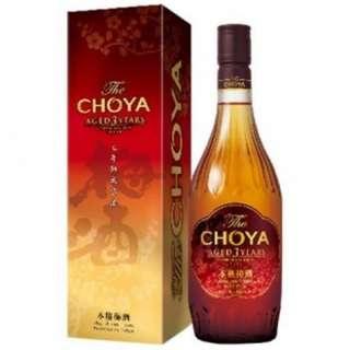 Choya(蝶矢) 三年熟成本格梅酒