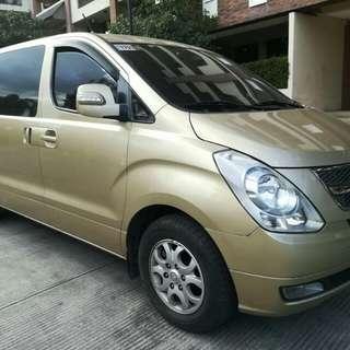 Hyundai Grand Starex Gold 2010
