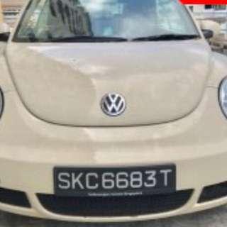 Volkswagen Beetle cabriolet 2.0a