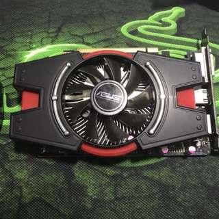 Asus 7750 OC edition 1gb DDR5